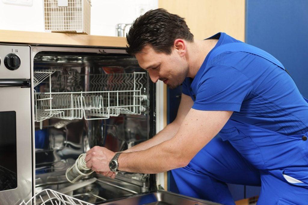 Reparar lavavajillas Teka