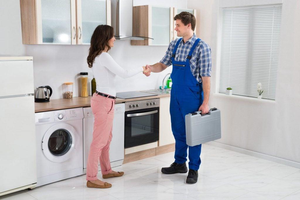 Servicio técnico de electrodomésticos